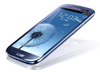 Spesifikasi Samsung Galaxy SIII