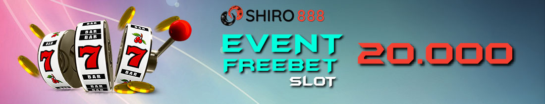 Event Freebet Slot