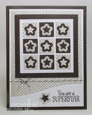 Our Daily Bread Designs Stamp Set: Superstar, Our Daily Bread Designs Custom Dies: Double Stitched Stars, Sparkling Stars, Leafy Edge Borders, Double Stitched Squares, Double Stitched Rectangles, Our Daily Bread Designs Paper Collection: Vintage Ephemera