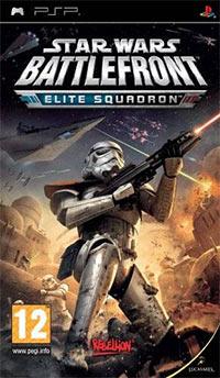 Star Wars Battlefront Elite Squadron [PSP-ISO] Español [MEGA]