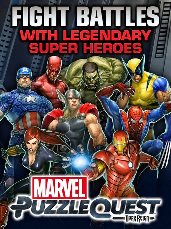 Download Free Marvel Puzzle Quest