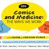 Conferência de Quadrinhos e Medicina em agosto no CENTRO DE ESTUDOS DE DESENHOS ANIMADOS