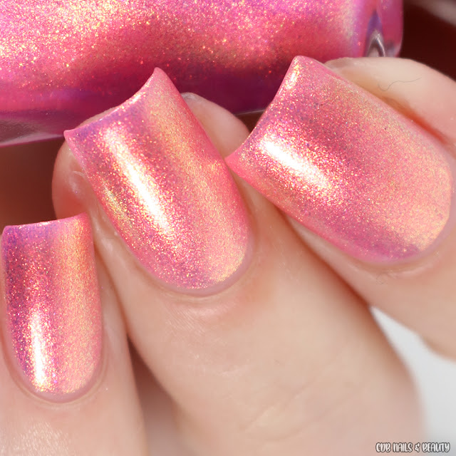 Cupcake Polish-Pink Beach