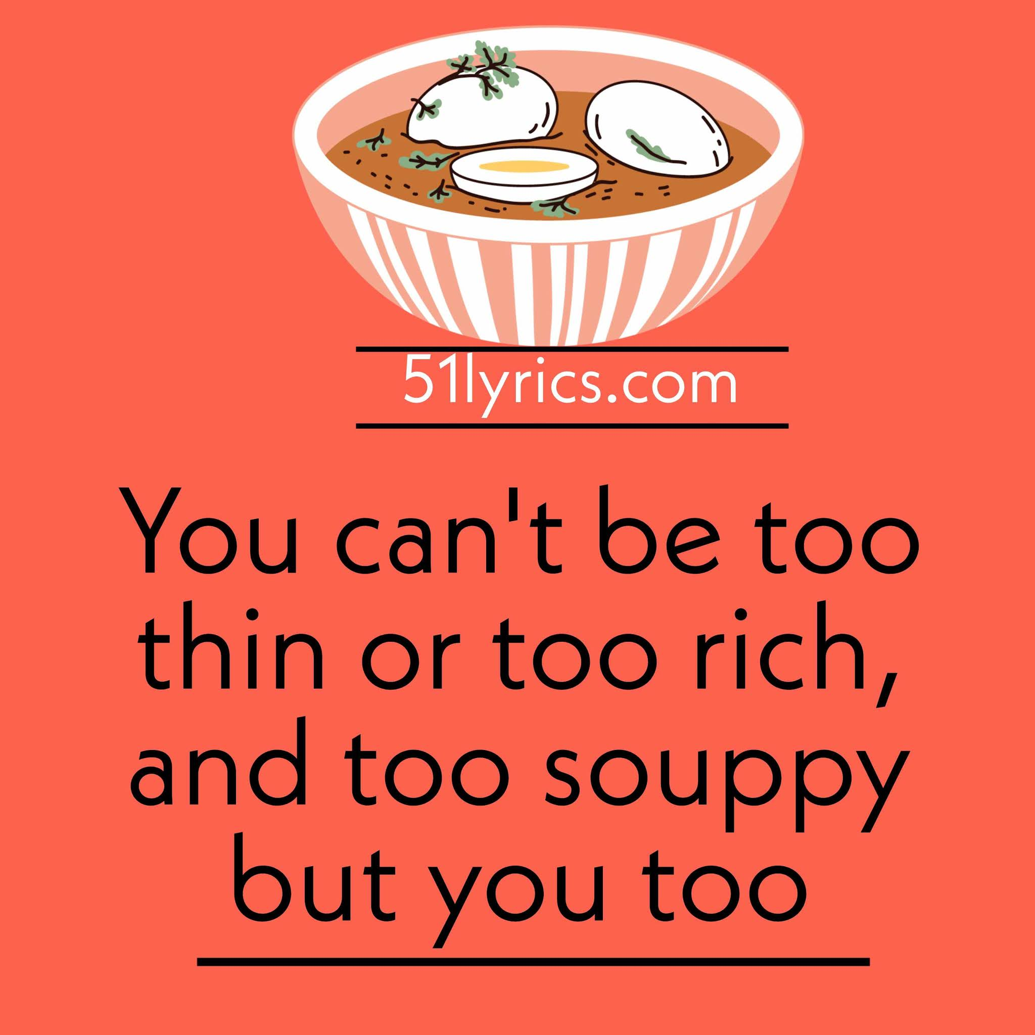 best soup captions and quotes