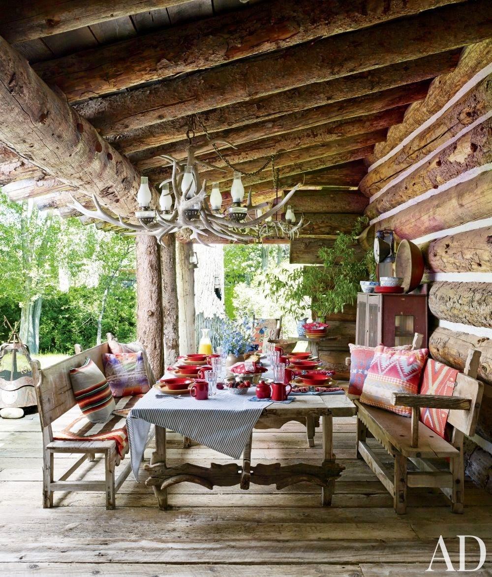 Porches De Casas Rusticas. Cheap Decoracin De Casa De Campo Pequea Y ...