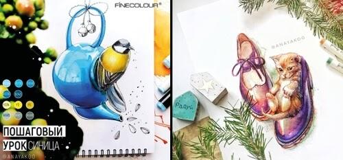 00-Animal-Drawings-Anya-Yakovleva-www-designstack-co