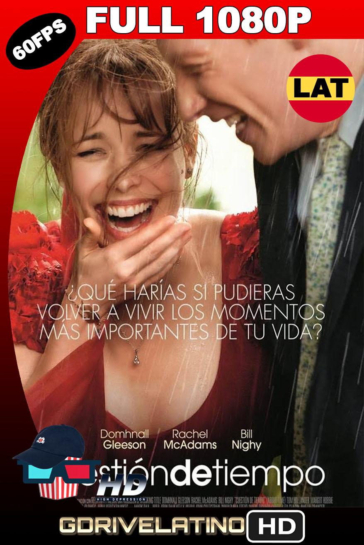 Cuestión de Tiempo (2013) BDRip FULL 1080p (60FPS) Latino-Inglés MKV