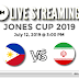 LIVE: Mighty Sports Philippines vs Iran || Jones Cup 2019
