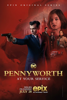 Pennyworth Temporada 1 capitulo 5