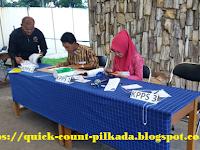 Hasil Quick Count Putaran Kedua Pilgub DKI Jakarta 2017