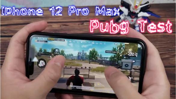 iphone 12 pro max pubg