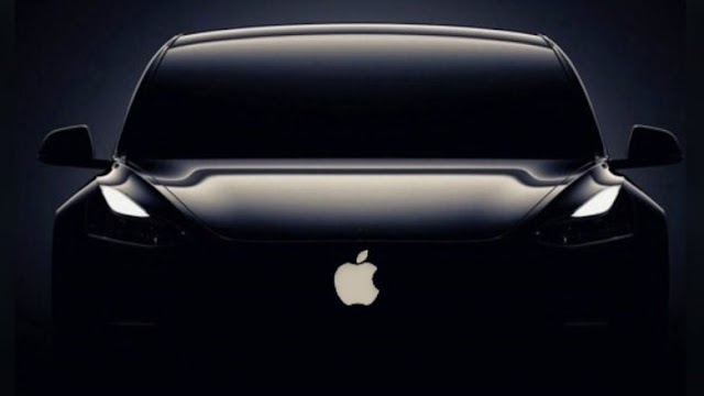 Apple is reportedly working on an Apple Car similar to Tesla