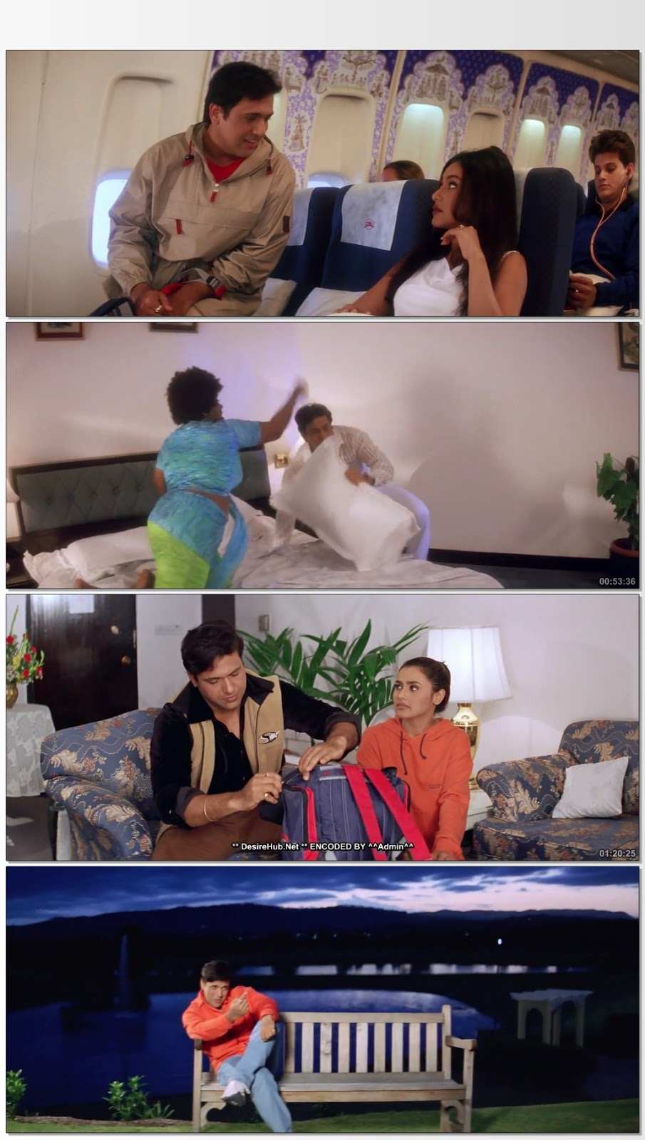 Hadh Kardi Aapne 2000 Hindi 480p WEB-DL 400MB ESub Desirehub