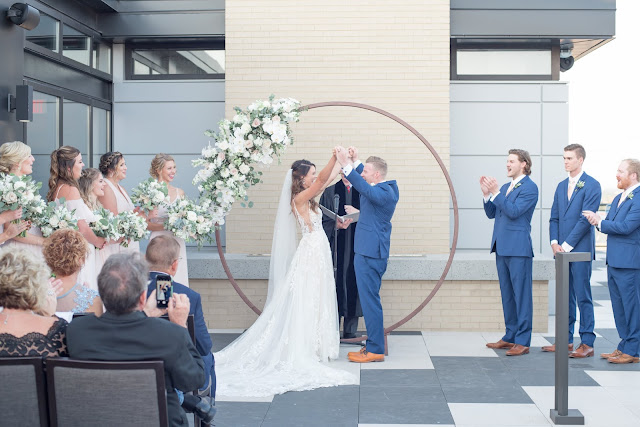 St. Louis Rooftop Wedding