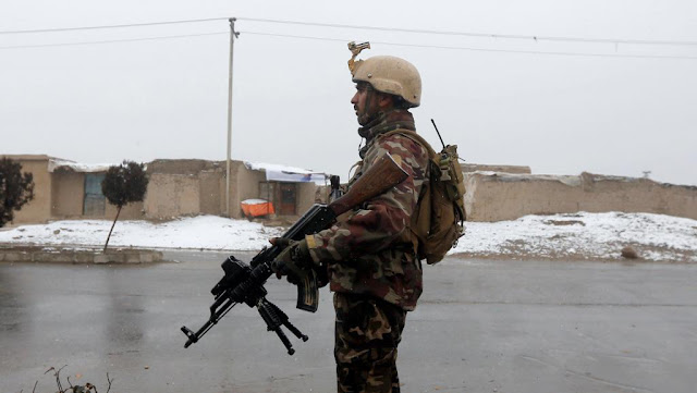 Afghanistan: death of the commander of the group EI for the north