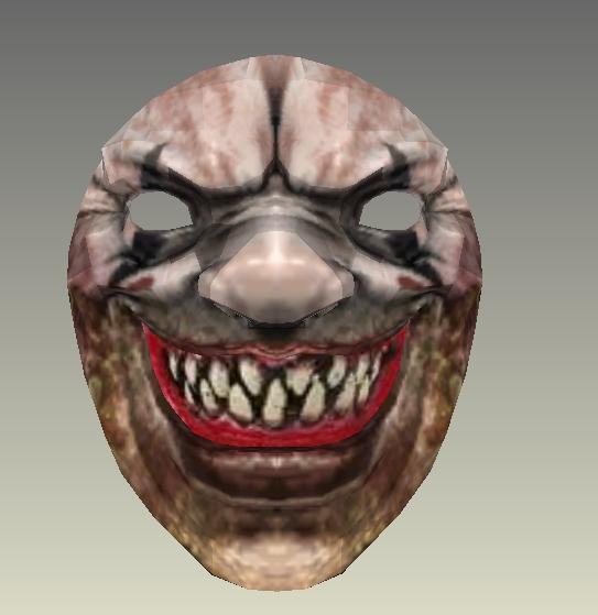 Bloat Summer killing floor mask