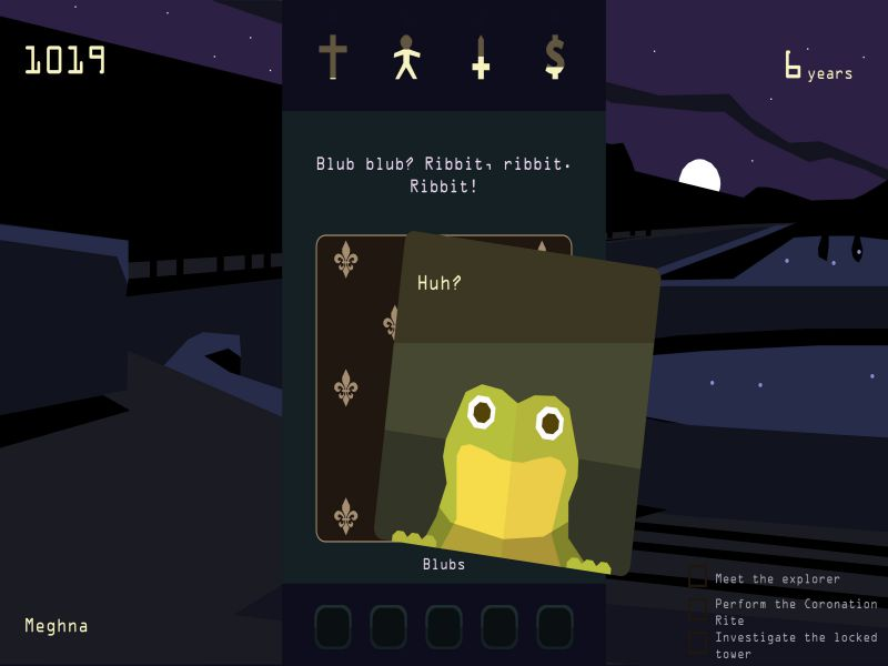 Download Reigns Her Majesty Free Full Game For PC