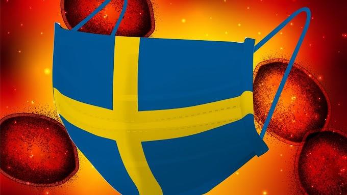 Σουηδία: Ανακοίνωσε τους λιγότερους νεκρούς από τις 13 Δεκεμβρίου