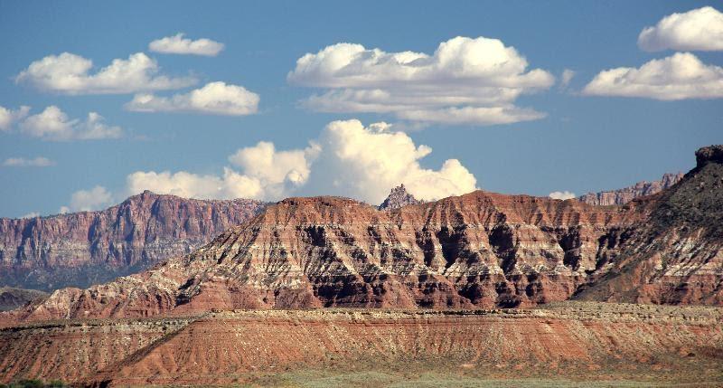 John N Sylvia S 2011 Rv Trip Zion National Park Virgin