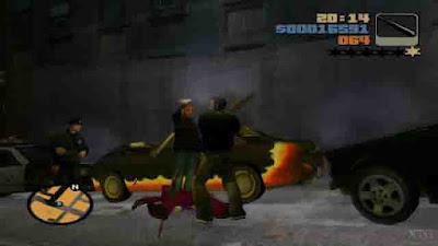 Download Game Grand Theft Auto 3 GTA 3 ISO PS2 (PC)