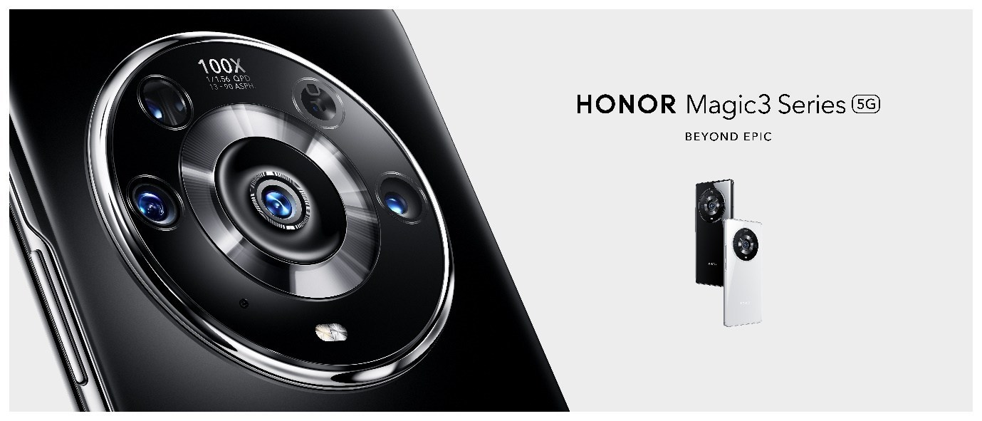 HONOR Announces Global Launch of the HONOR Magic3 Series, an Iconic Flagship Delivering A Beyond Epic User Experience