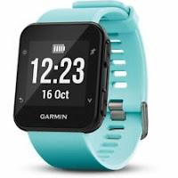 Garmin Forerunner 35 Frost Blue GPS Sport Watch Wrist