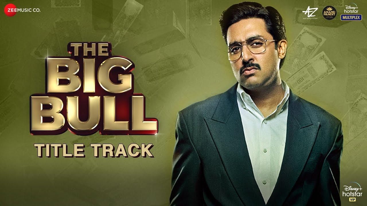 The Big Bull (Title Track) - CarryMinati Song Lyrics
