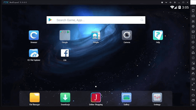 افضل 5 برنامج لتشغيل تطبيقات الاندرويد على الكمبيوتر مجانا 2019