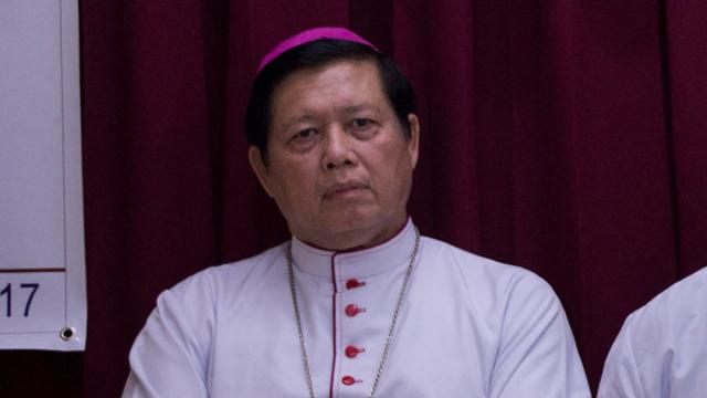 Uskup Katolik di Myanmar Meninggal Karena Covid-19