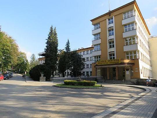 Śląskie Centrum Rehabilitacyjno-Uzdrowiskowe w Rabce-Zdroju.