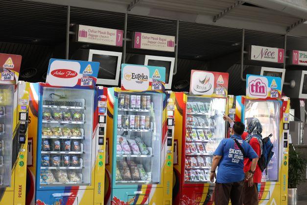 Atlas Vending Launches Sapot SME Campaign in Conjunction with Hari Malaysia, Sapot SME, Supot Lokal, Hari Malaysia, Lifestyle