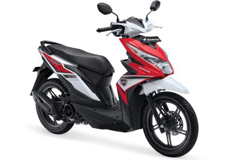 Harga All New Honda BeAT eSP Terbaru dan Spesifikasi Lengkap 2016