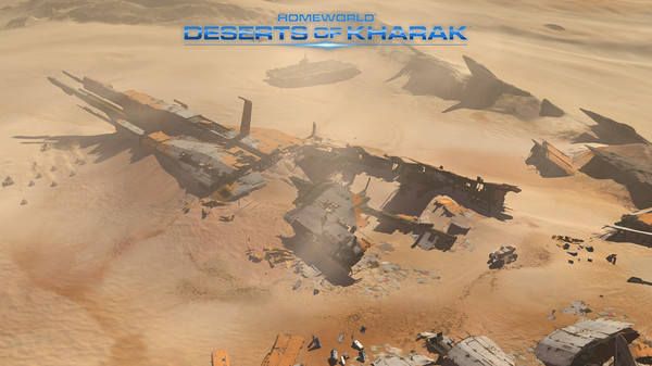 Homeworld Deserts of Kharak Free Download Full Version