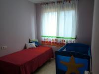 chalet adosado en venta calle doctor fleming benicasim dormitorio