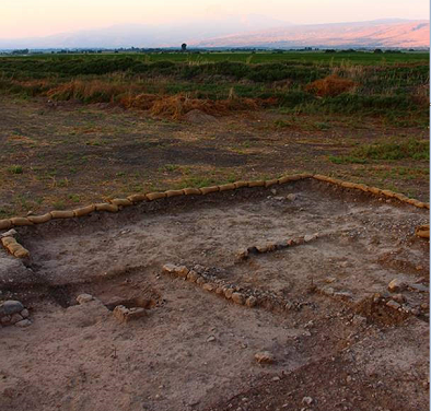 Au Proche-Orient, la crémation est apparue dès le 7e millénaire avant notre ère