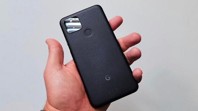 6. Google Pixel 5