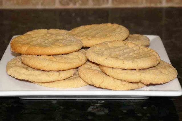 The Best Peanut Butter Cookies