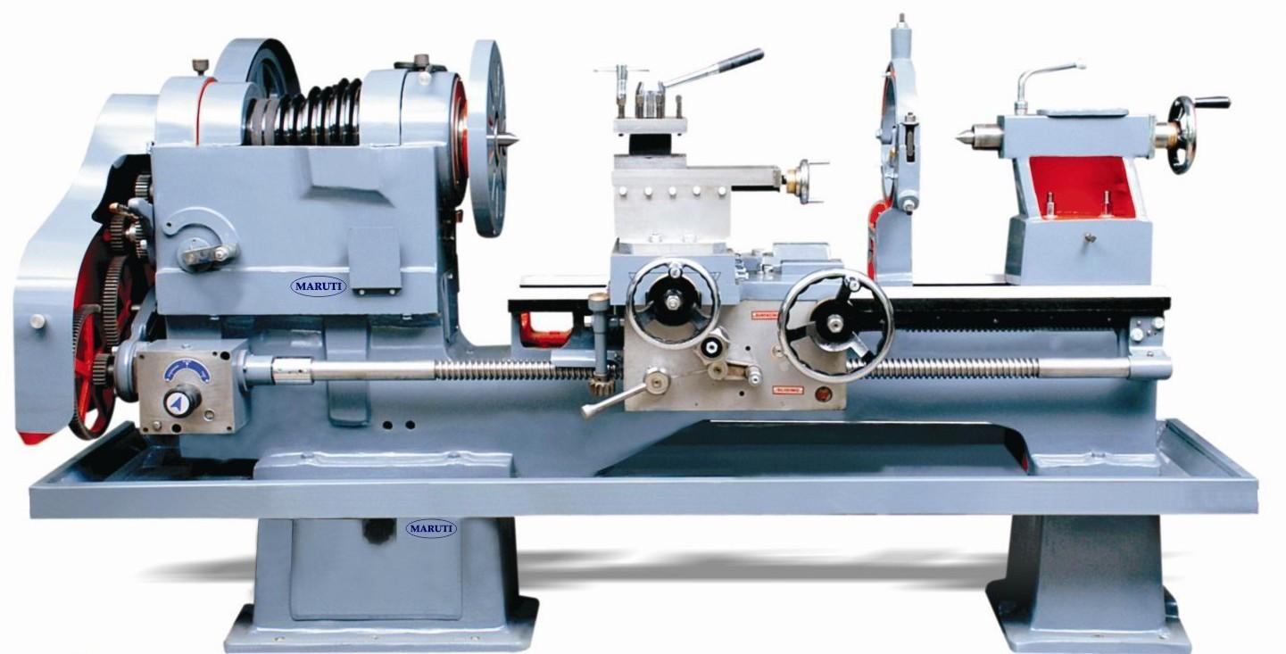 Lathe Machine Medium Duty Lathe Machine