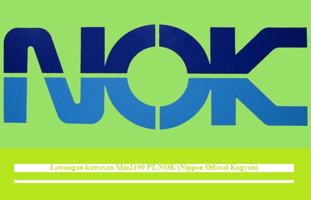 Lowongan Kawasan mm2100 PT.NOK Nippon Oilseal Kogyou Untuk Operator produksi