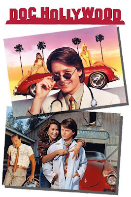 Doc Hollywood 1991 DVD R2 PAL Latino