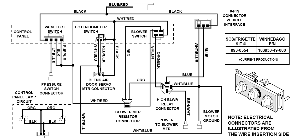VACUUM+%2526+ELECTRICAL+DIAGRAMS+FOR+CLASS A+MOTORHOMES+WITH+ROTARY+CONTROLS?resize=665%2C309 1999 winnebago adventurer wiring diagram 1999 wiring diagrams  at nearapp.co