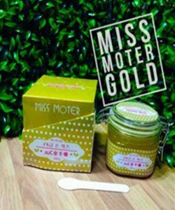 Miss Motter Macha Gold 24k