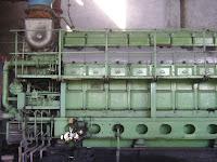 HFO, diesel, fuel consumption, used, generator, KVa, RPM