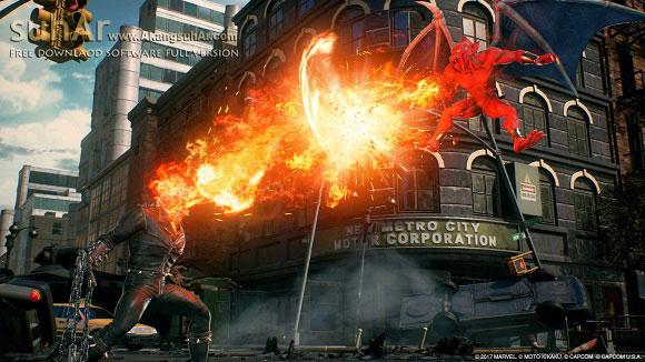 Game Pc Marvel vs Capcom Infinite Deluxe Edition Latest Version