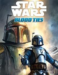 Blood Ties (2010) Comic