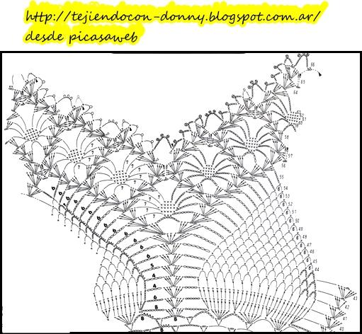 TEJIDOS A CROCHET - GANCHILLO - PATRONES: 1/09/16 - 1/10/16