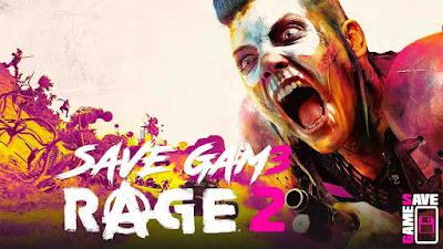 rage 2 save game 100