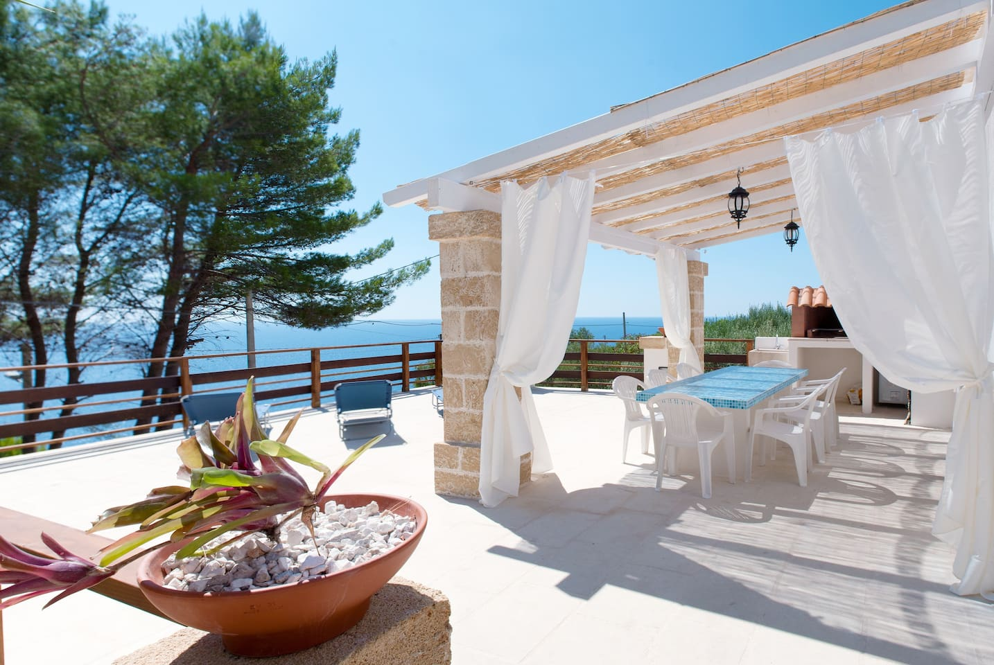incredible views of the sea from this balcony,  from www.calmctravels, CalMcTravel