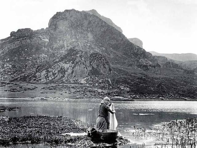 lavandera-lago-ercina