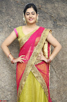 Actress Ronika in Red Saree ~  Exclusive celebrities galleries 009.JPG